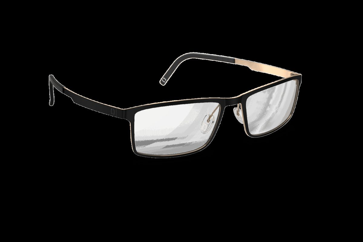 Blog 1606 Neubau Eyewear Robert Black Ink Gold Matt 2 Eur199