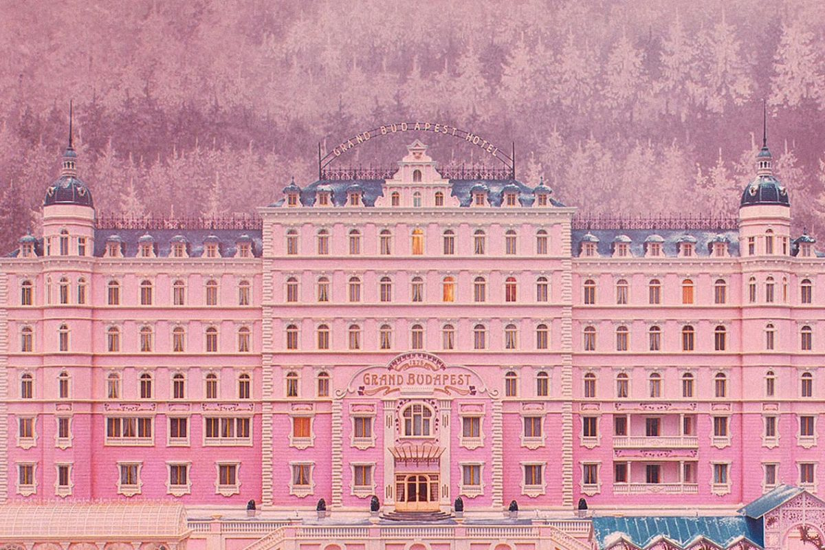 Blog 1605 Wes Anderson The Grand Budapest Hotel
