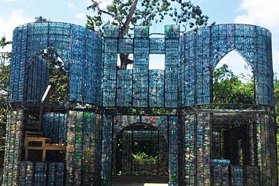 Blog 1606 Plastic Bottle Village