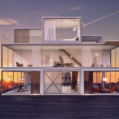 Blog 1605 Tetris House Alternative Living Ideas