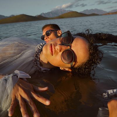 NEUBAU EYEWEAR WATER CHANGE THE PERSPECTIVE CAMPAIGN
